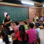 新北永和料理小學堂開課 里長免費傳授幸福滋味