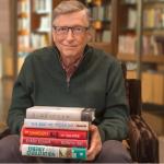「我推薦的書一定不會讓你失望!」比爾蓋茲精選2017最鍾愛的5本好書,你都看過了嗎?