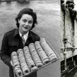 美國最了不起的食物就是甜甜圈,打贏世界大戰都靠它!全因這段浪漫的「軍中情人」故事...