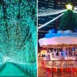 下周就是聖誕夜,行程到底想好了沒!全台5個絕美過節景點,最強的絕不只新北耶誕城啊