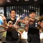 活跳跳海鮮挑戰味蕾 廚師開店挑戰東區美食