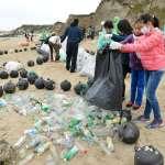 台灣海域遍布塑膠微粒 綠色和平:最終會經由食物鏈進入人體