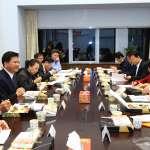 合力治理空污 中台灣七首長四訴求爭取中央支持