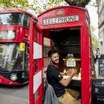 電話亭都尿騷味,英國人憤怒喊拆!直到結合了「這些」超強創意,民眾都搶著擠電話亭…