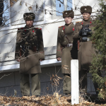 南北韓邊境今晨又傳士兵脫北,南韓連開20槍警告