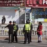 《華爾街日報》揭露新疆嚴密監控網 中國喉舌《環球時報》嗆聲:畸形心態