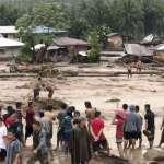 水深火熱的菲律賓》颱風「天秤」奪走逾180人性命 杜特蒂老家商場大火至少37死