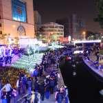柳川水中耶誕樹展至12/26 光景藝術續展至明年3月