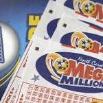 「28-30-39-59-70-10」如果這是你簽的「大百萬樂透」請來領取135億元獎金!