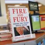 《烈焰與怒火:川普白宮內幕》一上市就賣到斷貨 書店店員:好久沒有看到這樣的景象