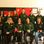 德國高中可選修漢語、也可作為畢業考科目...走進波昂的漢語教室