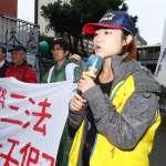 警察比抗爭者還多!勞團號召夜宿立院反修勞基法 城市游擊戰下午將登場