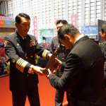 後備晉任授階、表揚軍楷 參謀總長肯定後備袍澤表現卓越