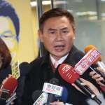 台南市長選戰》「民進黨已國民黨化」 李俊毅再批黃偉哲操縱派系、沾黑金