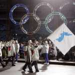 平昌冬奧飄揚「統一旗」!南北韓代表團將一起進場、共組女子冰球隊、北韓將派230名啦啦隊