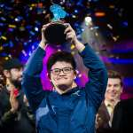 台灣電競奪冠 蔡英文道賀:讓全世界玩家看到台灣電競的實力
