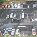 高市首座與民間合作路外停車場正式啟用