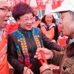 親征台北市長選戰?呂秀蓮:成功不必在我,但首都不能淪陷!