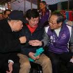 民進黨在雙北布局 洪耀福:後發先至不用急