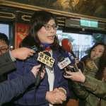 母親突跌倒受傷,鄭麗文內疚停止台北市長選舉行程