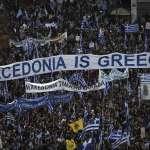 竊取歷史?覬覦領土?希臘14萬人上街要求鄰國改國號:「馬其頓是希臘的!」