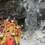 餘震已140起,氣象局提醒:有機率再發生強震