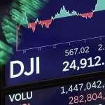 受美股反彈激勵 台積電帶動台股上漲147點