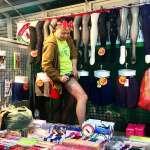 【人在江湖】曾是伸手牌媽寶,如今夜夜穿絲襪賣笑!擺攤10年,美腿大叔道出華服下真實血淚