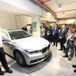 打造台中智慧城 林佳龍取經以色列自動駕駛與智慧輔具