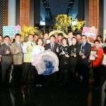 台灣國際蘭展蘭花入口意象布置競賽 展現城市生活藝術美學