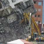 花蓮地震》2位大陸遊客遭埋19天 遺體預計中午前移出