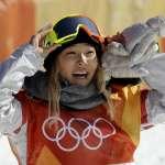 韓裔美籍單板滑雪奪金美少女 迷暈平昌冬奧觀眾