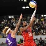 NBA明星賽》奎沃技壓小賈斯汀 奪下名人賽MVP