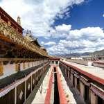 1300年藏傳佛教重鎮》西藏大昭寺驚傳火警 中國官媒:迅速撲滅,無人傷亡
