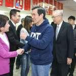 藍北市人選遭譏為「失敗者聯盟」 吳敦義偷酸阿扁:有人落選北市,選上總統
