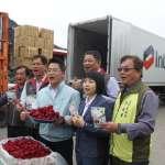 20噸洛神出口日本 台東縣府與農會攜手作共創三贏