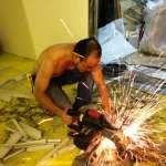 凸槌的初征:《做鐵工的人》選摘(2)