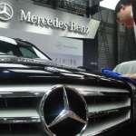 中國企業全球擴張再下一城!吉利汽車斥資2700億躍居賓士汽車母公司最大股東