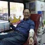 邀黨員捐血獻愛心 藍北市黨部:若選上市長、議員,會持續熱血打拚