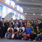 拓展自由行旅遊市場 黃健庭率團參加廣州旅展