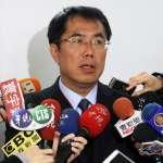 台南市長民調》黃偉哲支持度38%第一 42%選民未表態