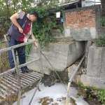 列管畜牧廢水稽查場蒐證 環保局建立標準作業程序