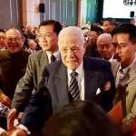 出席「台灣人戰亡者慰靈碑」揭幕式 李登輝6月再訪日本沖繩、發表演說