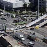 佛州校園工安慘案》號稱可抗5級颶風、屹立百年,天橋組裝5天就崩塌釀6死