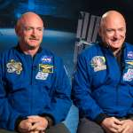 NASA太空人離開地球一年,回來後外貌、基因全變了!科學家仔細研究他的身體,發現這個祕密