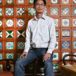 讓台灣花磚揚名國際!台灣最窮的博物館館長:花磚就是我一生所追求的大富大貴