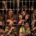 邊緣文化/臭名昭著的菲律賓監獄,3800名犯人擠在這給800人使用的地獄