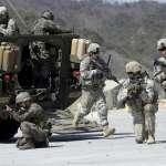 朝鮮半島歷史性峰會前夕》韓美32萬大軍出動「鷂鷹」、「關鍵決斷」聯合軍演4月1日啟動