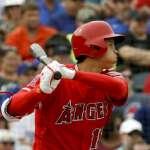 MLB》大谷翔平敲出安打 終結熱身賽14打數無安打困境
