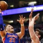 NBA》葛瑞芬太晚爆發 活塞射太陽也難進季後賽